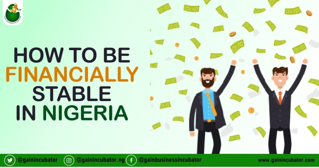 how-to-be-financially-stable-in-nigeria